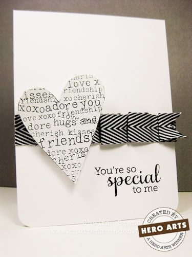 Look at scrapbooking papers for friends words