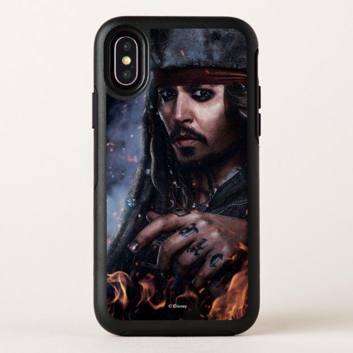 Jack Sparrow - Legendary Pirate OtterBox iPhone Case   Zazzle.com