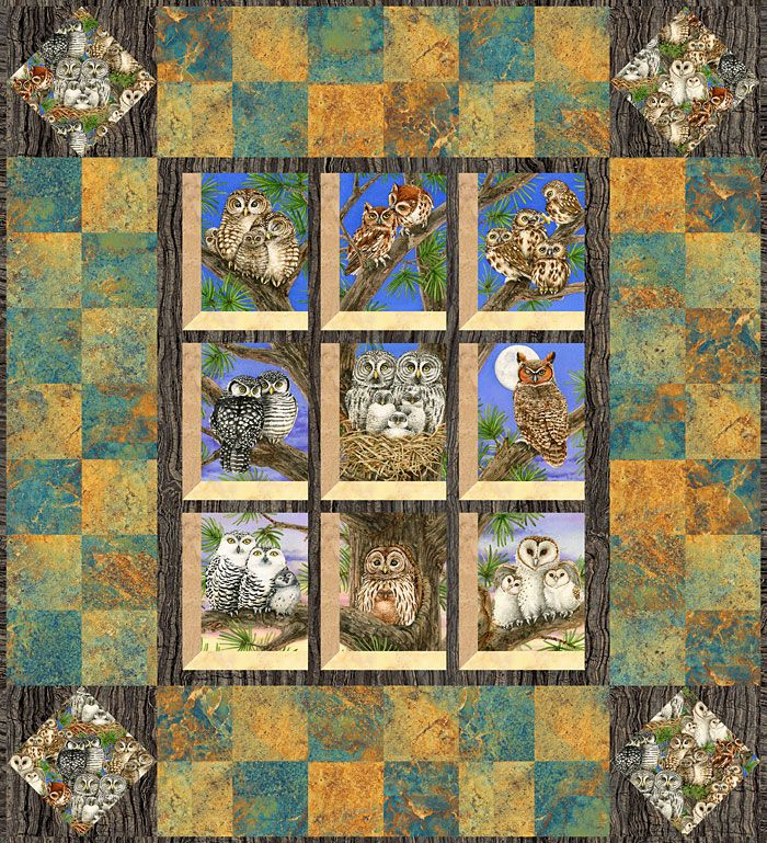 207 best images about Atic window quilt on Pinterest Free pattern, Quilt and Watercolor quilt