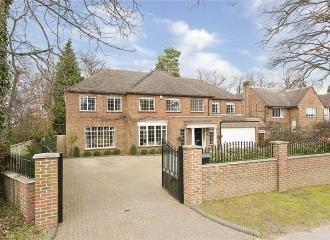 Savills   Burwood Road, Hersham, Walton-on-Thames, Surrey, KT12 4AP   Property for sale