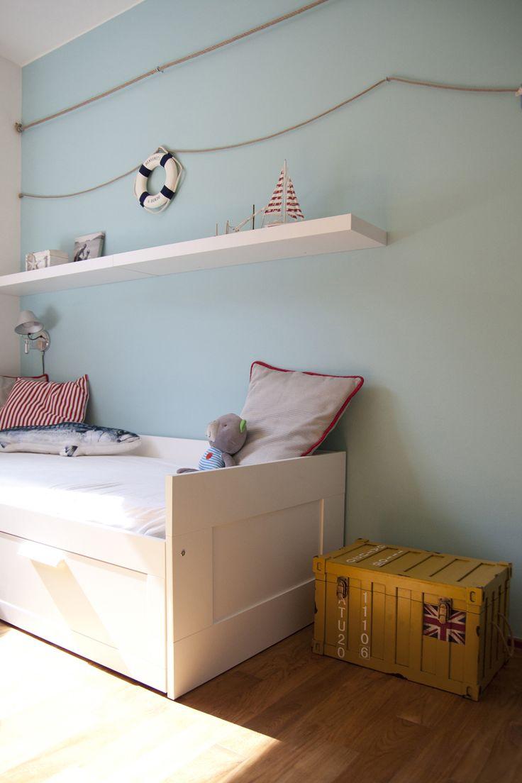 PROMĚNA ZA JEDEN DEN! Blíží se začátek školního roku, a proto jsme pro malého Kryštofa za pár hodin vytvořili úplně nový pokojík. Jde o jednoduchou, ale zato efektní proměnu.
