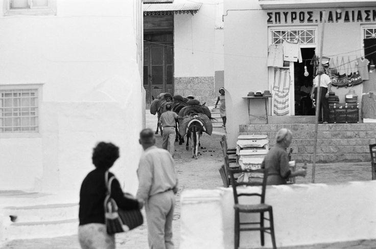 HARRY WEBER ΥΔΡΑ  1964 - ΣΚΗΝΗ ΔΡΟΜΟΥ