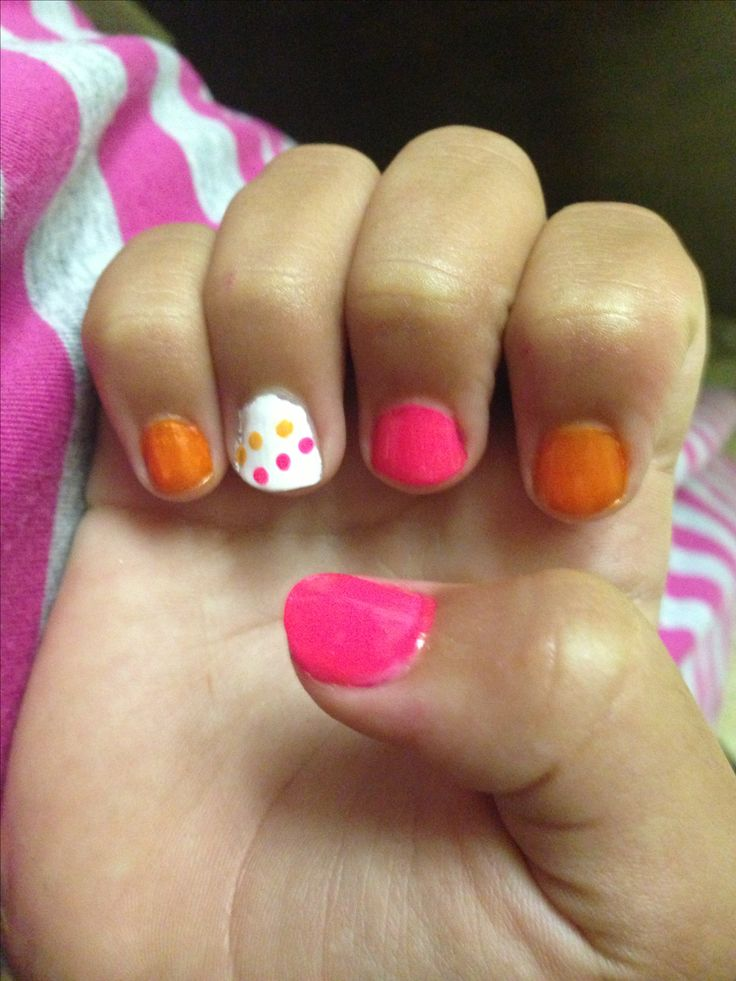 Best 25+ Little Girl Nails Ideas On Pinterest