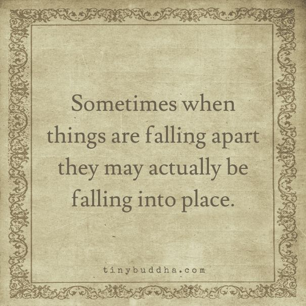 Falling Apart Inspirational Quotes: 1000+ Falling Apart Quotes On Pinterest