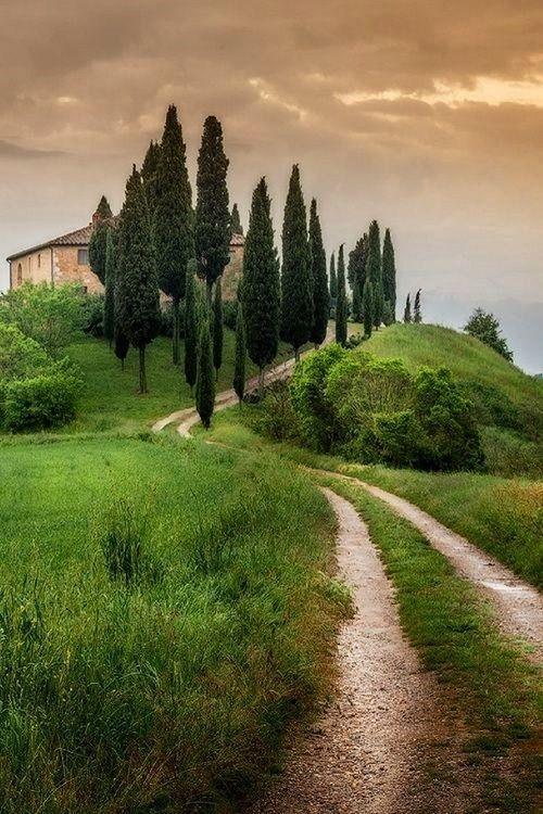 Tuscany: