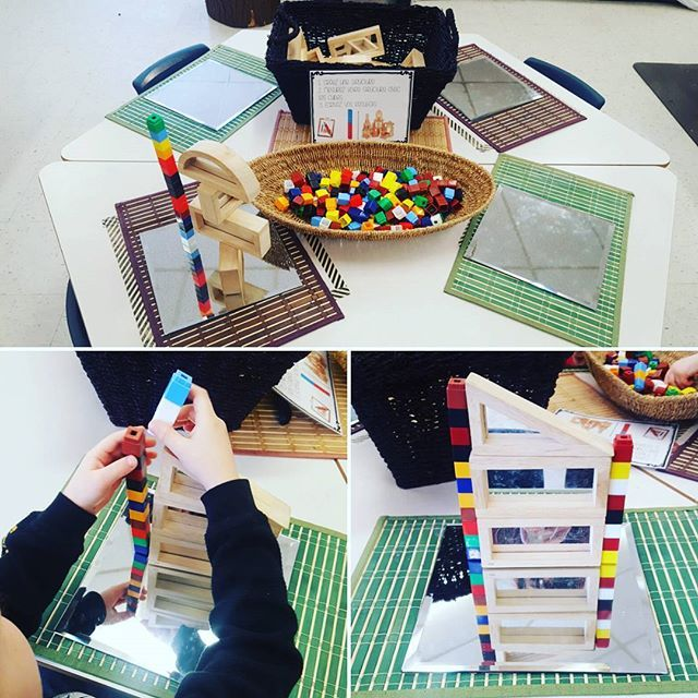 A building and measuring provocation