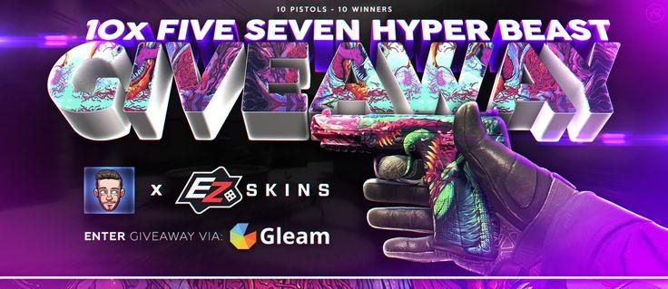 10x Five-SeveN | Hyper Beast