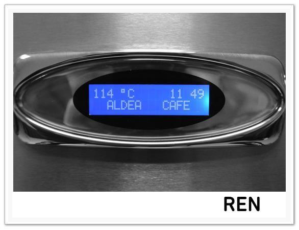 #RiloExpress Modelo Ren Computer #cafe #espresso