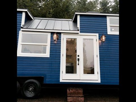 Vintage Glam - Tiny house by Heirloom tiny homes company