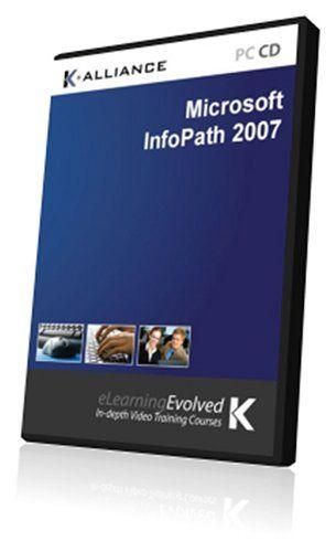 Microsoft InfoPath 2007 Training Course  http://www.bestcheapsoftware.com/microsoft-infopath-2007-training-course/