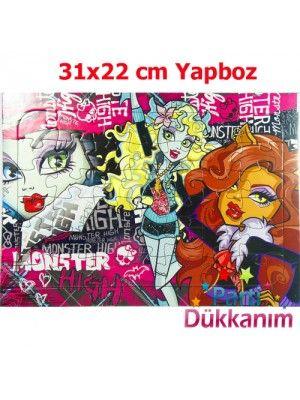 Monster High Yapboz (31x22cm)