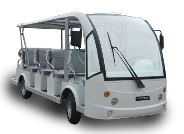 Beckers Golf Cart Handel -  Club Car - E-Z-GO - Yamaha - WSM Mitsubishi -  KYMCO - Shoprider - Freerider - Sterling - Trojan Batterien - Golfcars - Elektrobusse - Elektrotransporter - Elektromobile - Elektrofahrzeuge - Ersatzteile - Zubehör - Service - Elektro-Shuttle-Bus für bis zu 14 Personen
