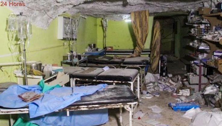 ONU responsabiliza al gobierno de Siria por ataque con armas químicas de abril
