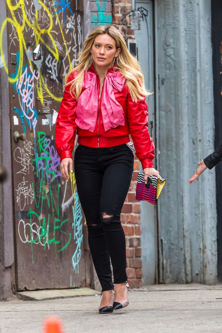 Hilary Duff upcoming movie Younger