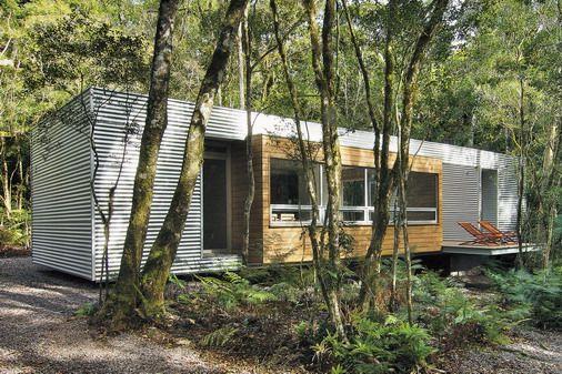 As novas casas pré-fabricadas - Casa