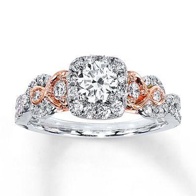 Two Tone Mens Wedding Rings 79 Fresh Two tone diamond engagement