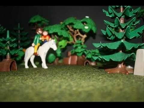 Erlkönig Goethe Film mit Playmobilfiguren
