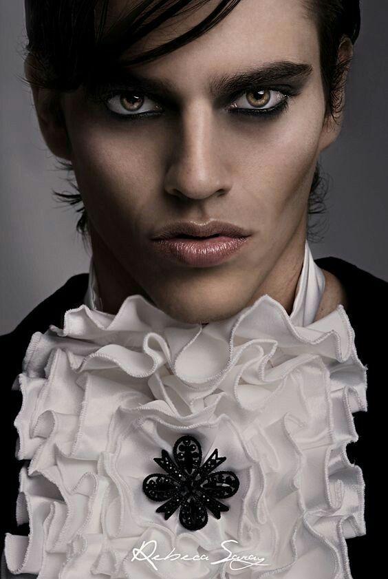 20 best gothic makeup for men images on pinterest goth