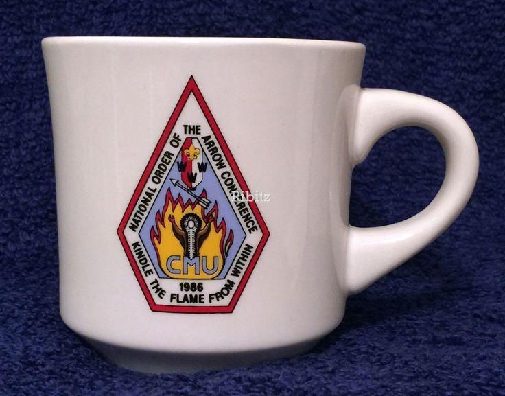 Bsa Mug - Noac 1986 - Central Michigan University
