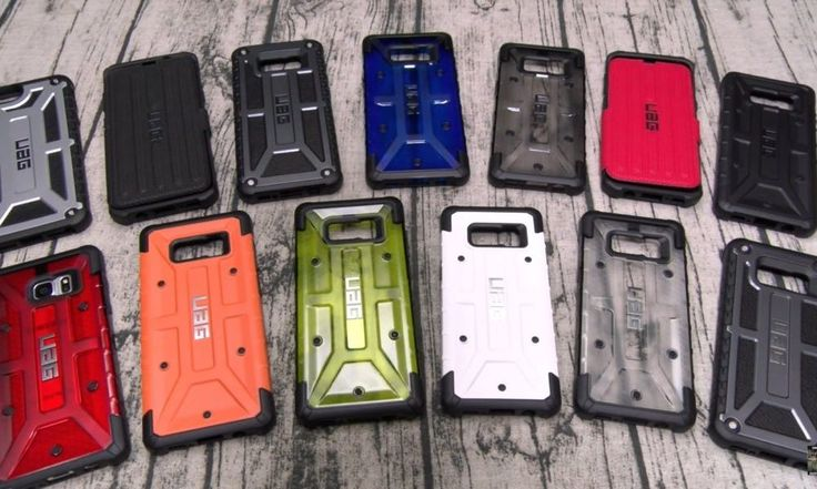 Giveaway: UAG Galaxy Note 8 cases