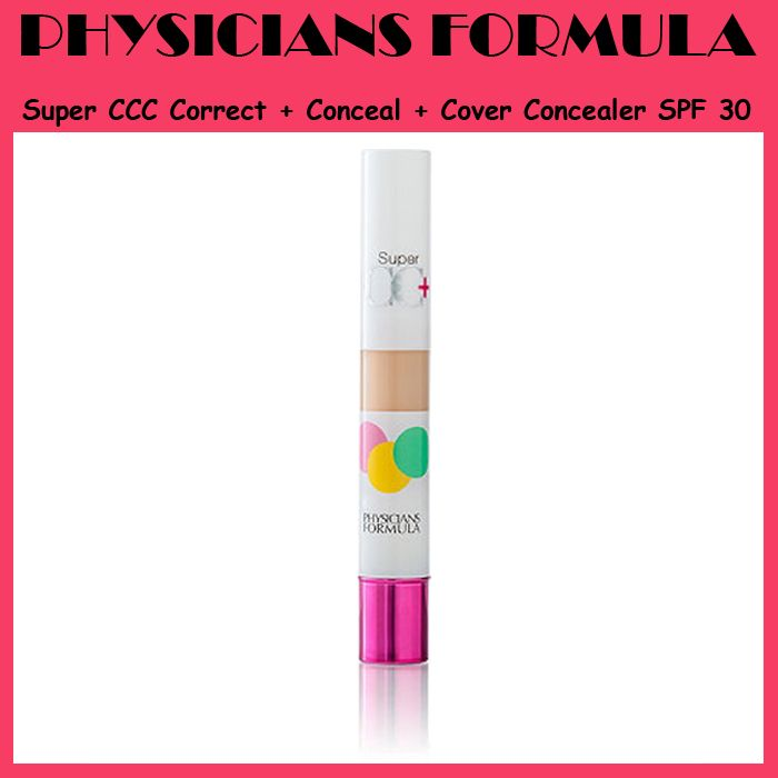 PHYSICIANS FORMULA Super CCC Correct + Conceal + Cover Concealer SPF 30  - IDR 254.000 (Free Shipping)