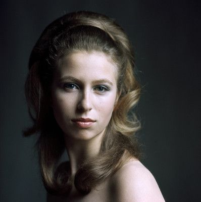 Beautiful Princess Anne (1969).  #British Royals