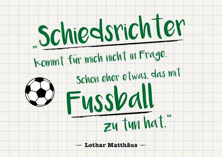 Schiedsrichter | Humor | Echte Postkarten online versenden | MyPostcard.com