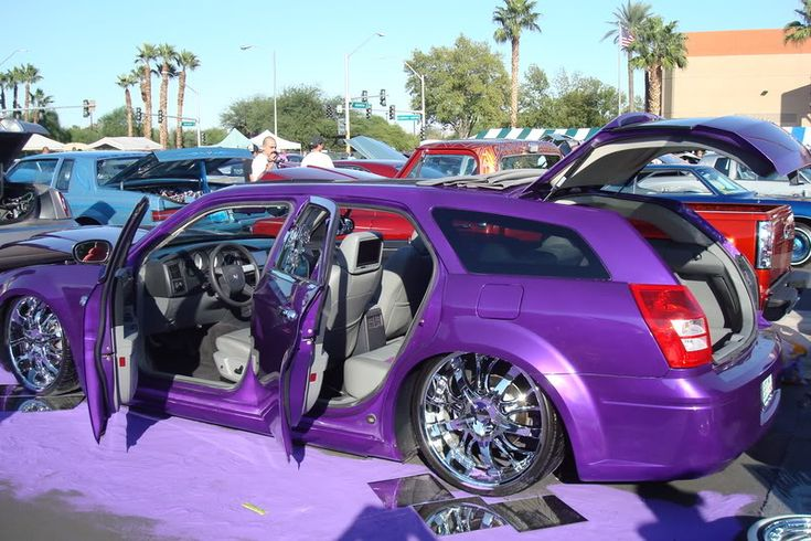 Air Ride on my '06 Dodge Magnum
