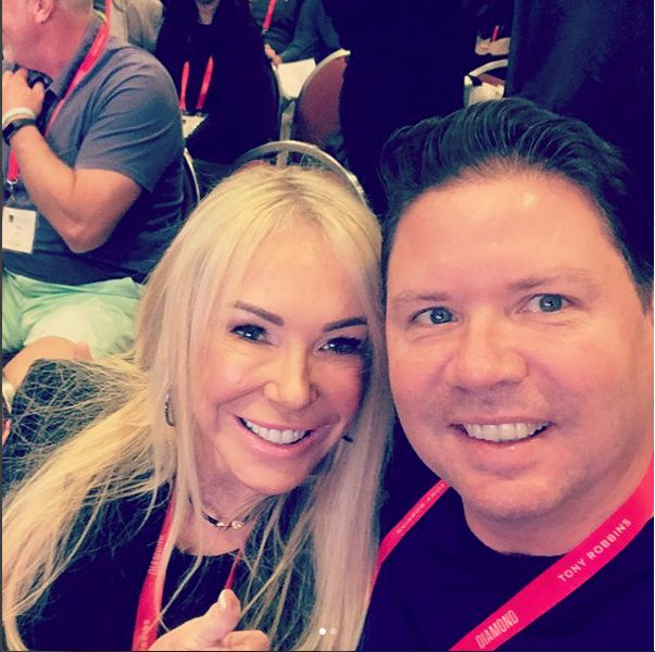 Eleanor, our CEO always trying to improve the way we take care of our patients. Attending Date with Destiny in Palm Beach with Tony Robbins!