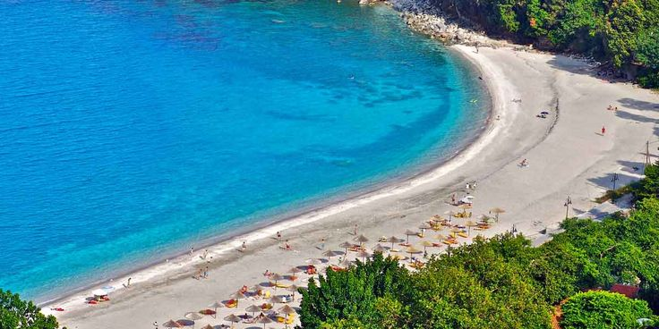 Papa Nero Beach Pelion