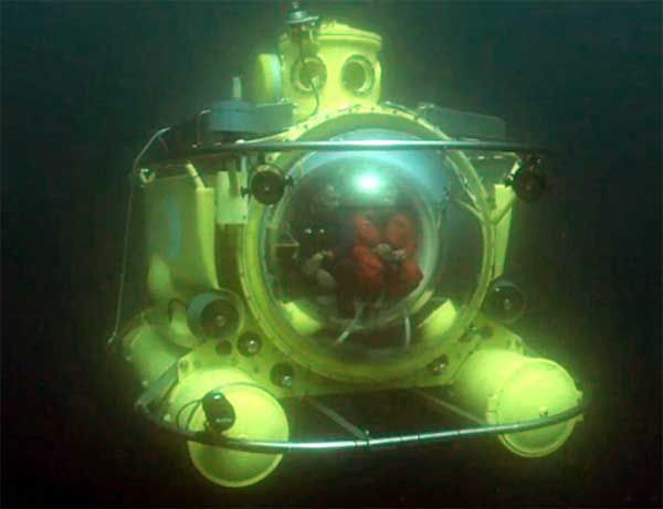 Underwater Diving Perry Submarine for Sale
