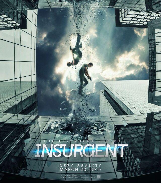 Insurgent film 2015 soooooo exciting