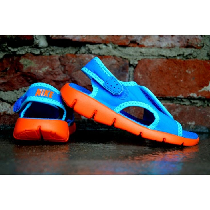 Nike Sandały Sunray Adjust 386518-418