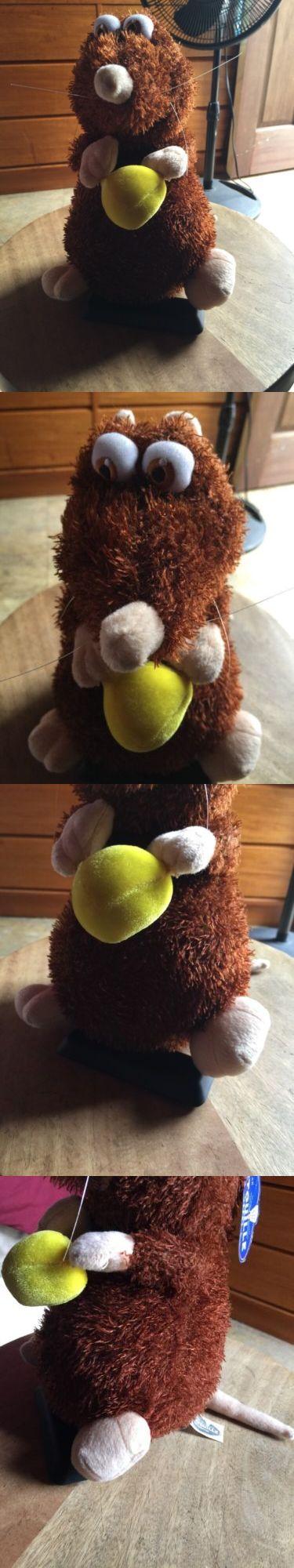 Ratatouille 158767: Disney Store Pixar Emile (Remy S Brother)Ratatouille Rat Cheese Plush Toy 8 Nwt -> BUY IT NOW ONLY: $32 on eBay!