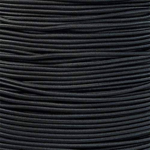 "5//8 1//4 PARACORD PLANET Elastic Bungee Nylon Shock Cord 2.5mm 1//32 1//8/"" 1//2 inch Crafting Stretch String 10 25 50 /& 100 Foot Lengths Made in USA 5//16 3//16 1//16 3//8"