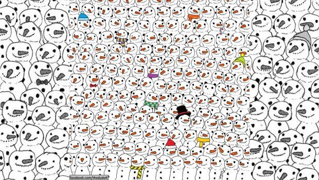 ¿Dónde está el panda? La nueva sensación de las redes sociales