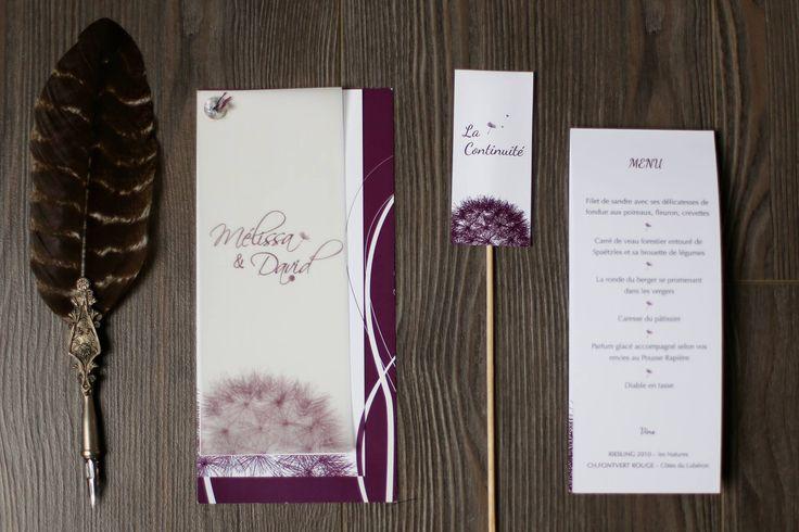 Aujourd'hui c'est vous présente le modèle Anna 3 volets : calque en option www.aujourdhui-c-est.com  En partenariat avec Céline Russo pour la photographie & Fêtes vous plaisir pour l'organisation du mariage de M&D