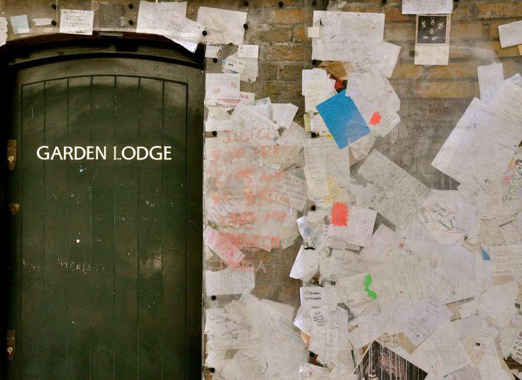 2 Logan Place, Kensington, London. Freddie Mercury's home