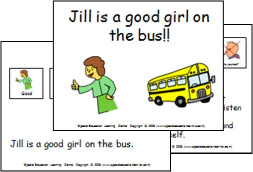 MYSELC - SHARING Special Needs Printable Resources! Free downloads!