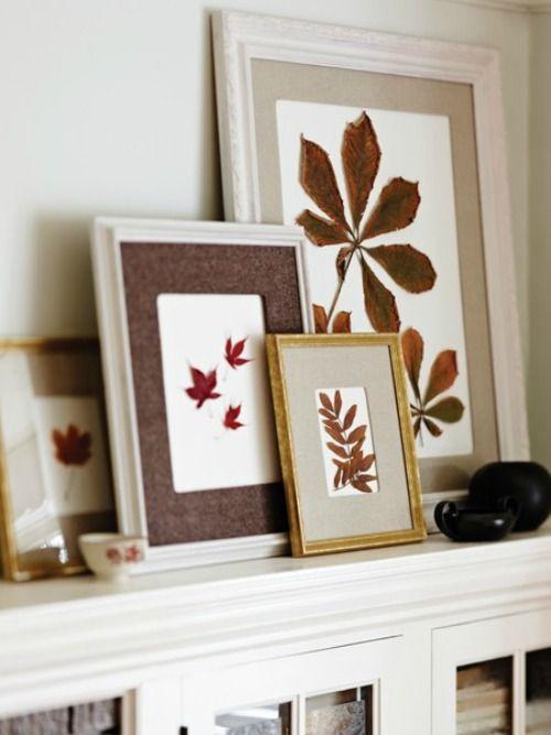Herfst in huis #1: Decoreren | Éénig Wonen