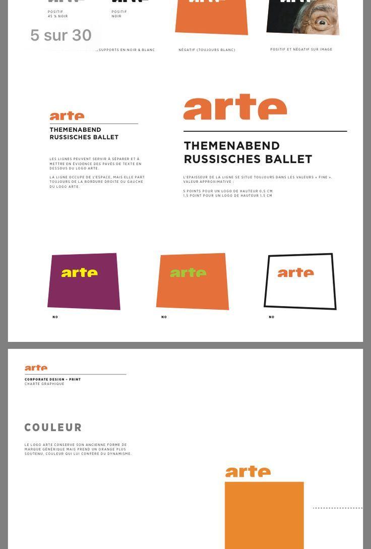 Identite De Marque Dynamique Charte Graphique Logo Charte Graphique Charte
