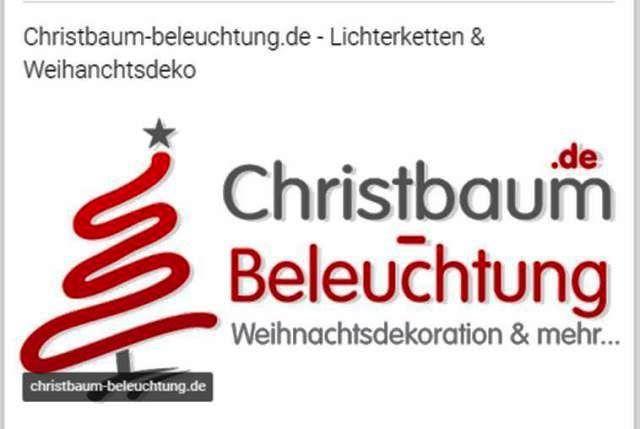 http://christbaum-beleuchtung.de/ | Christbaum-beleuchtung.de - Lichterketten & Weihnachtsdekoration | Sie suchen eine Weihnachtsbaumbeleuchtung, eine passende Christbaumbeleuchtung, bei uns finden Sie eine große Auswahl an Außenlichterketten, Innenlichterketten für Ihren Weihnachtsbaum. Weiterhin haben wir eine Vielzahl von Weihnachtsdeko für Sie im Angebot, ob Sie nun Ihr Haus weihnachtlich dekorieren möchten mit Acryl Figuren, LED Netzen, oder Sie suchen eine schöne Fensterdeko...