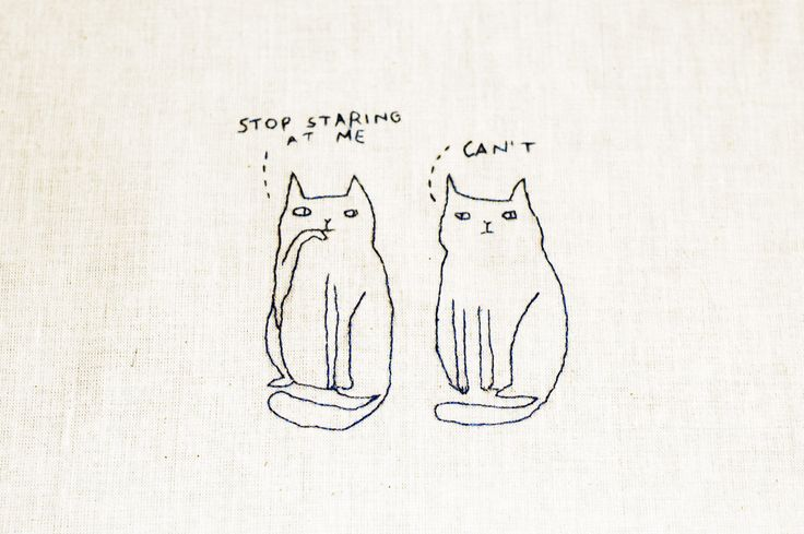 Now selling: Cute cats | Funny | Handmade | Handstitched | Eco friendly | Tote bag | Minimal | Shopping bag | Gift | Canvas tote Artwork by Gemma Correll https://www.etsy.com/listing/470054888/cute-cats-funny-handmade-handstitched?utm_campaign=crowdfire&utm_content=crowdfire&utm_medium=social&utm_source=pinterest