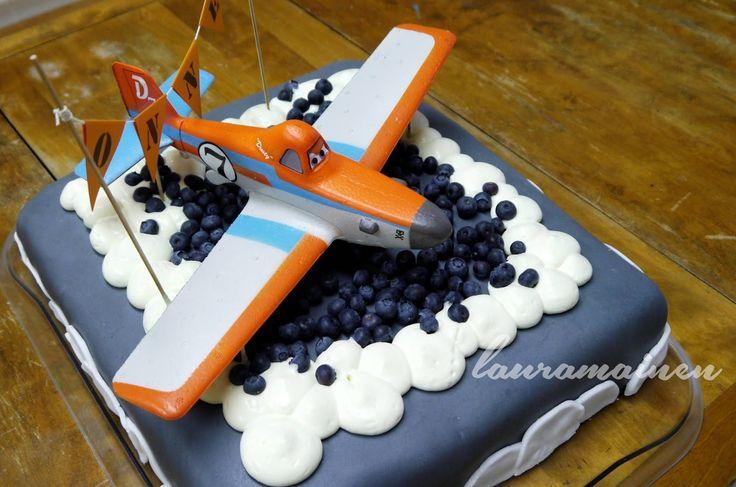 Dusty Crophopper -cake