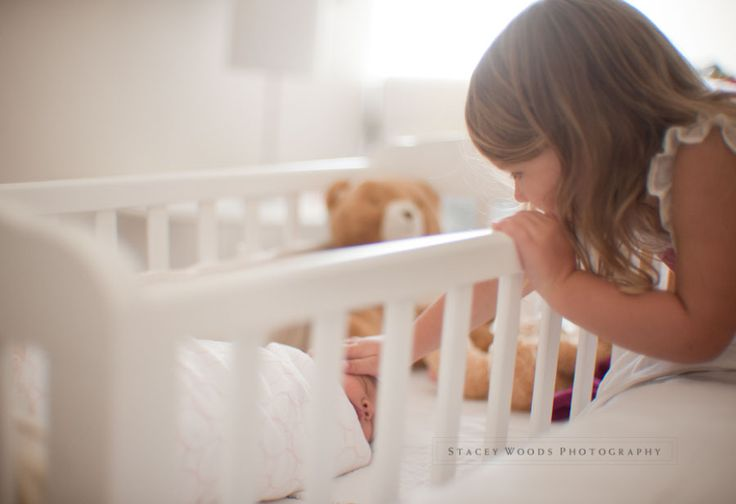 Stacey Woods Photography. I love seeing the older sibling interact with a new baby.