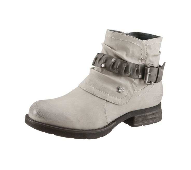 Kotníková obuv Tom Tailor | modino.cz #modino_cz #modino_style #style #fashion #acessories #doplnky