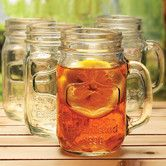 Found it at Wayfair - Hand Mason Jar Glass II