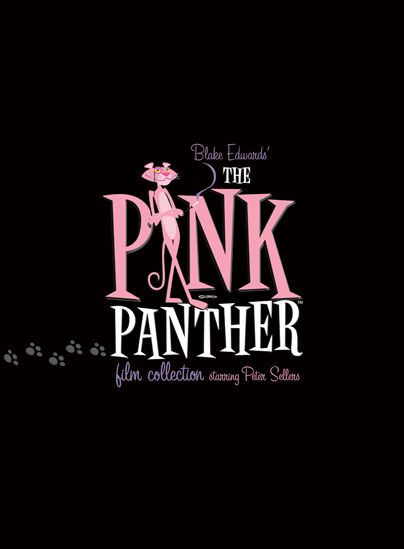 The Pink Panther Film Collection ! Loved all of them, Peter Sellers is perfect for these rolls, no one can replace him.