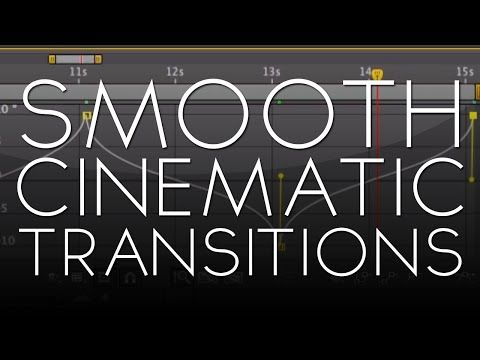 After Effects Tutorial: Smooth Cinematic Transitions - YouTube