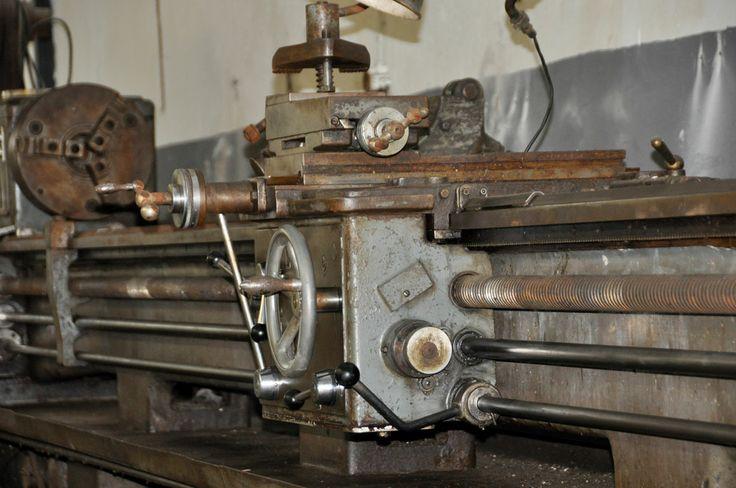 Foro Galerie Drehbank gebraucht Meuser Maschinebau mit Dreibackenfutter